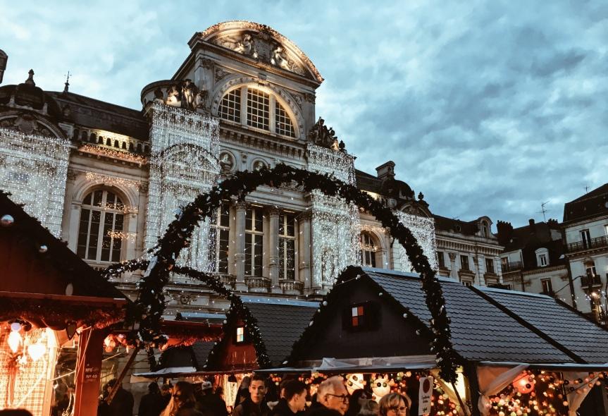Fêtes de fin d'année à Angers: Le marché de Noël, mes coups de cœur – Récap' en photos#2