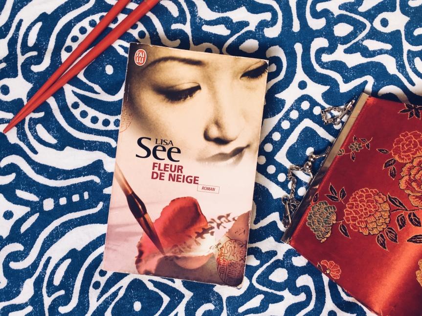 «Nous serons laotong jusqu'à notre mort et nos cœurs s'en réjouissent» – Fleur de Neige de LisaSee