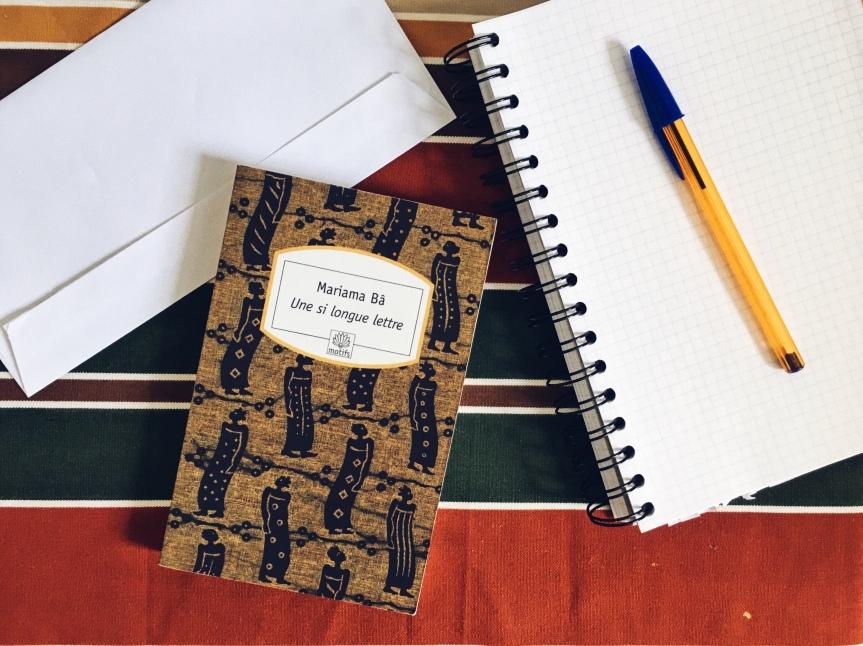 Une si longue lettre – MariamaBâ