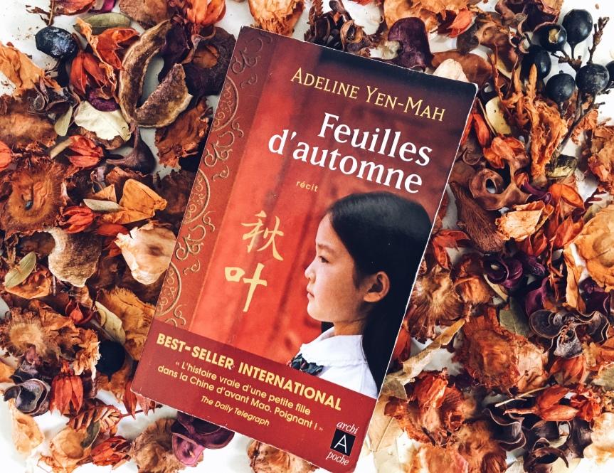 Feuilles d'automne – AdelineYen-Mah