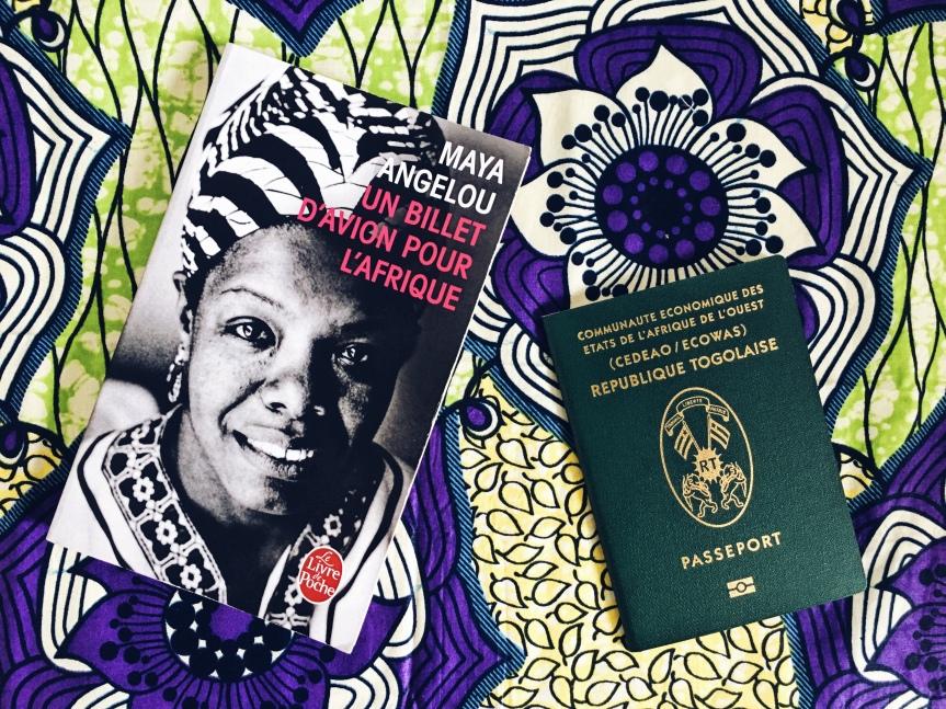 Un Billet d'avion pour l'Afrique – MayaAngelou