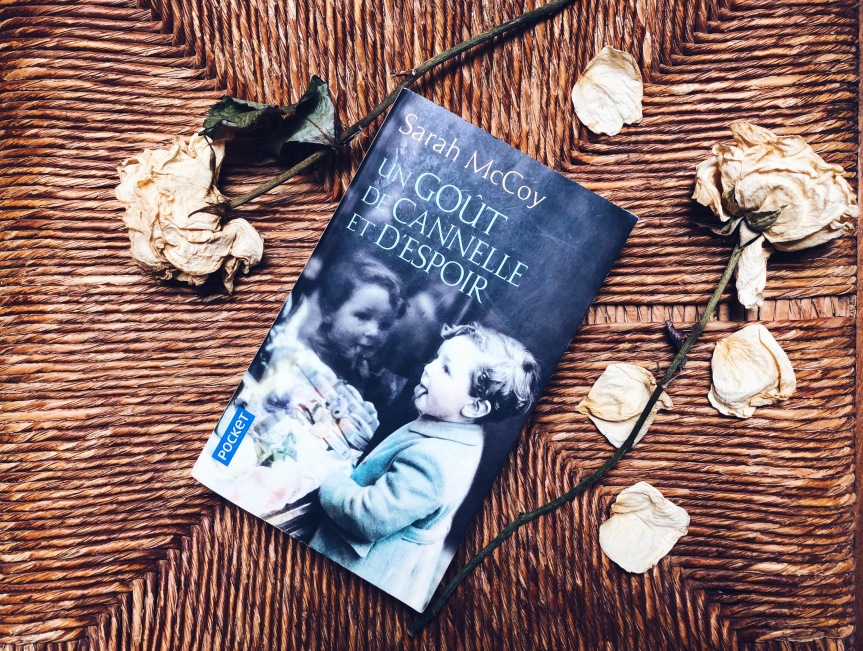 Un goût de cannelle et d'espoir – SarahMcCoy